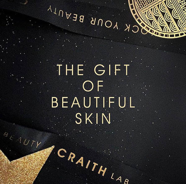 The gift of beautiful skin